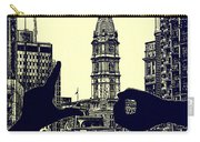 I Love Philly Carry-all Pouch by Bill Cannon