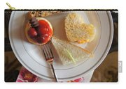 Beautiful Plate Carry-all Pouch