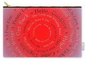 I Love The Beatles 5  Carry-all Pouch