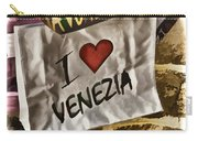 I Love Venezia Carry-all Pouch