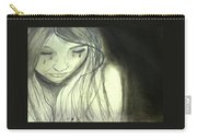 I Love You Dont Leave Me Carry-all Pouch