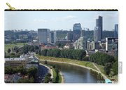 I Love You. Vilnius. Lithuania Carry-all Pouch