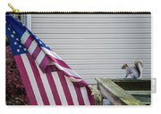 I Pledge Allegiance Carry-all Pouch by Brian Wallace