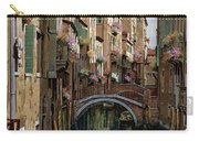 I Ponti A Venezia Carry-all Pouch