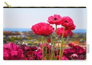 I Sea The Sea - Ranunculus Flowers By Diana Sainz Carry-all Pouch