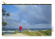I See The Sea. Juodkrante. Lithuania Carry-all Pouch