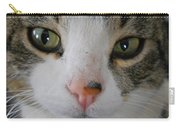 I See You Cat - Square Carry-all Pouch