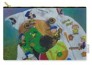 I Wanna Win Charlie Brown Carry-all Pouch