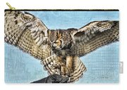 I Want To Fly Carry-all Pouch