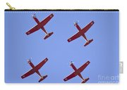 Iaf Flight Academy Aerobatics Team 4 Carry-all Pouch