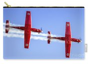 Iaf Flight Academy Aerobatics Team-a Carry-all Pouch