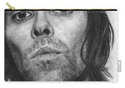 Ian Brown Pencil Drawing Carry-all Pouch
