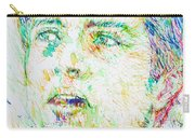 Ian Curtis Portrait Carry-all Pouch