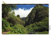 Iao Needle - Iao Valley Carry-all Pouch