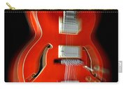 Ibanez Af75 Hollowbody Electric Guitar Zoom Carry-all Pouch