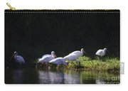Ibis Bird Gathering Carry-all Pouch