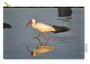 Ibis In Reflection Carry-all Pouch