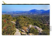 Ibiza Mountains Carry-all Pouch