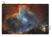 Ic 1805, The Heart Nebula In Cassiopeia Carry-all Pouch