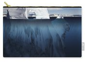 Ice Arch Iceberg Carry-all Pouch