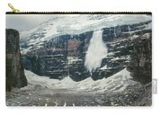 1m3545-01-ice Avalanche On Mt. Victoria Carry-all Pouch