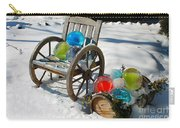Ice Ball Art Carry-all Pouch