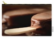 Ice Cream Chocolate Bar Carry-all Pouch by Johan Swanepoel