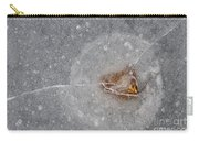 Ice Fishing Hole 10 Carry-all Pouch