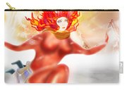 Ice Flame Carry-all Pouch