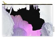 Ice Fringe Carry-all Pouch