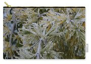 Ice Needles Carry-all Pouch