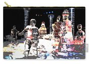 Ice Sculptured Nativity Scene Posterized Carry-all Pouch