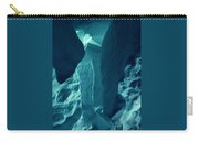 Ice Snow Natural Formation Austria Carry-all Pouch
