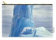 Iceberg Antarctica Carry-all Pouch