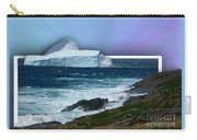 Iceberg Escape Carry-all Pouch by Barbara Griffin