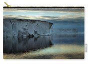 Iceberg In The Ross Sea At Night Carry-all Pouch
