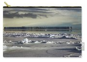 Iceberg In The Ross Sea Night Carry-all Pouch