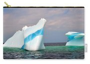Iceberg Off The Coast Of Newfoundland Carry-all Pouch