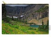 Iceberg Park Tarn Glacier National Park Montana Carry-all Pouch