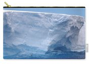 Iceberg With Cape Petrel Carry-all Pouch