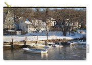 Icebound Harbor Carry-all Pouch