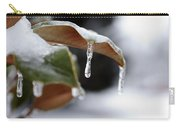 Iced Magnolia Carry-all Pouch