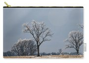 Iced Tree Carry-all Pouch