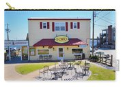 Icehouse Waterfront Restaurant 2 Carry-all Pouch