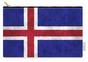 Iceland Flag Carry-all Pouch