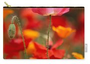 Iceland Poppies Papaver Nudicaule Carry-all Pouch