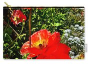 Icelandic Poppies Near Fishermen's Wharf In San Francisco-california Carry-all Pouch