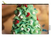 Icing Christmas Tree Carry-all Pouch