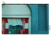 Iconic Urban Mural Carry-all Pouch
