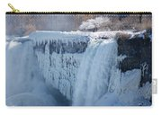 Icy Niagara Falls Carry-all Pouch